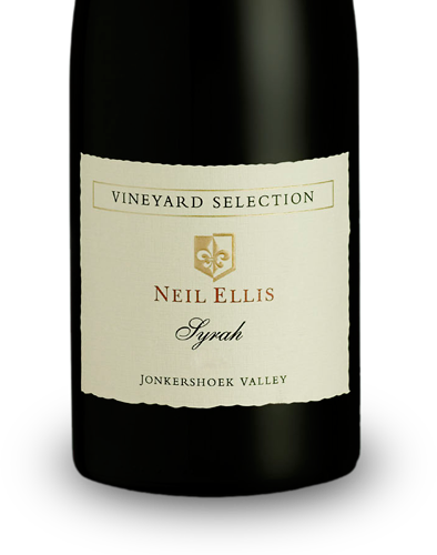 Syrah Jonkershoek Valley 2010 von Neil Ellis